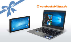 Tablet und Netbook von notebooksbilliger.de