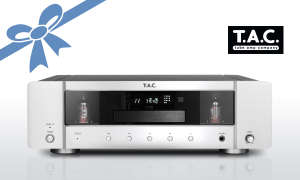 T.A.C. CD Player C-35