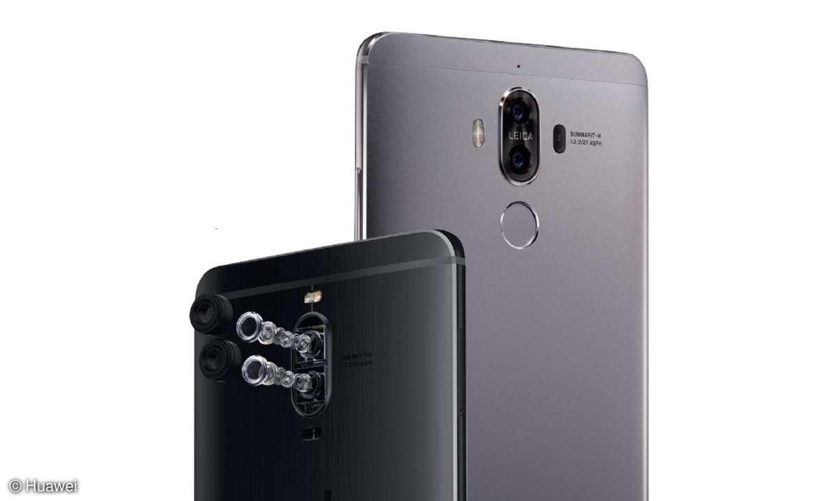 Huawei Mate 9 mit Dual-Kamera