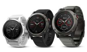 Uhr Fenix 5 5S 5X