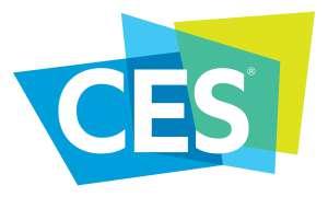 Consumer Electronics Show Schriftzug