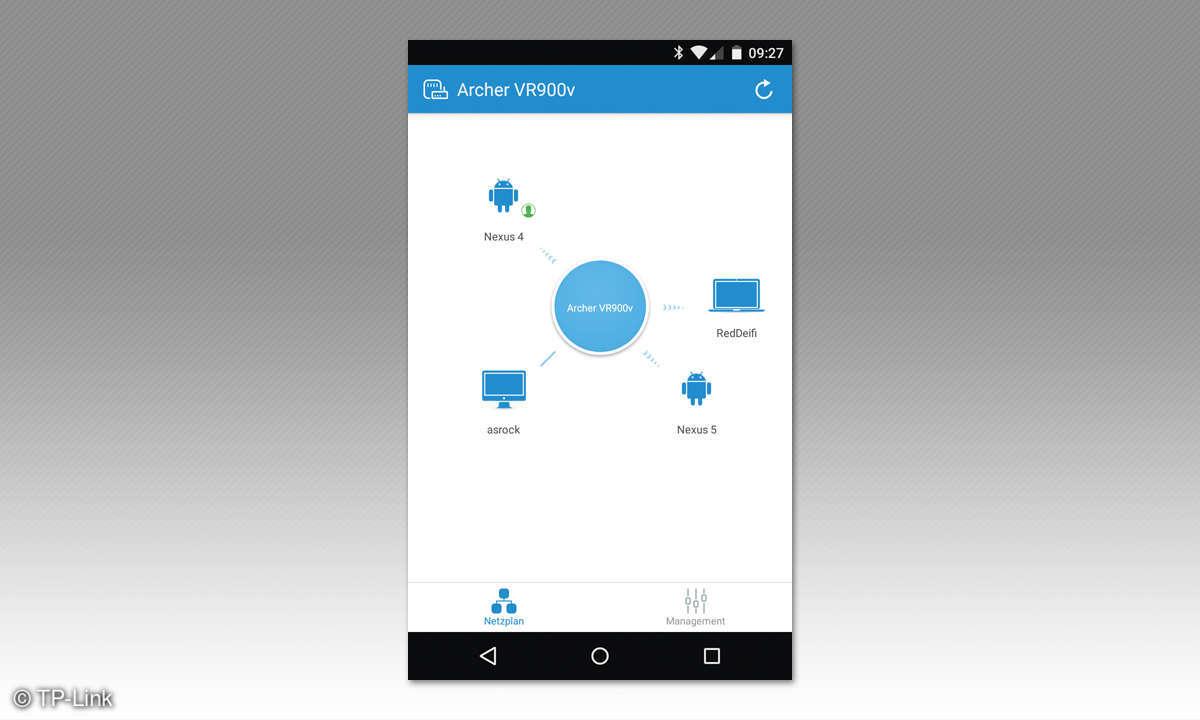 TP-Link Tether App