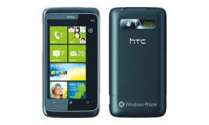 HTC 7 Trophy mit Windows Phone 7