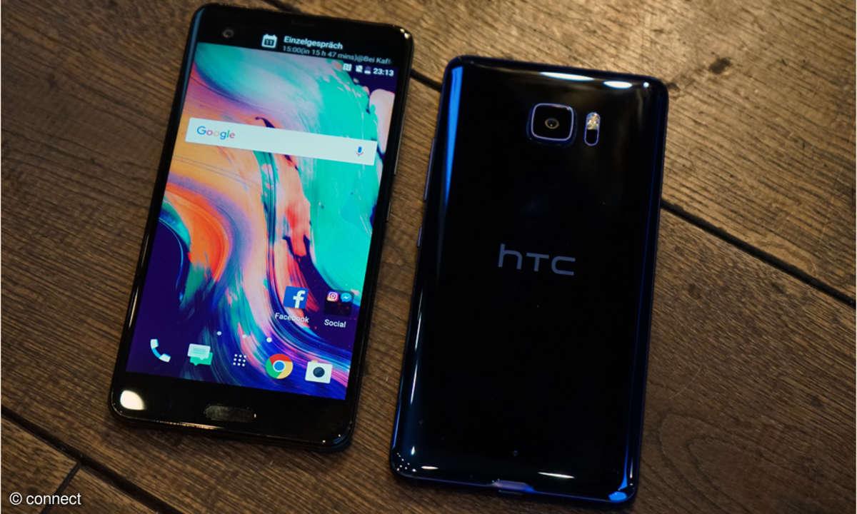 Bis der Nachfolger des HTC 10 vorgestellt wird, führt das U Ultra die neue U-Serie an.