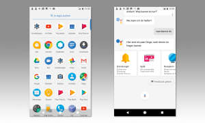 Google Pixel XL App Drawer