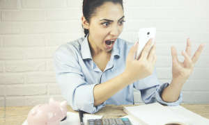Ärger mit dem Smartphone