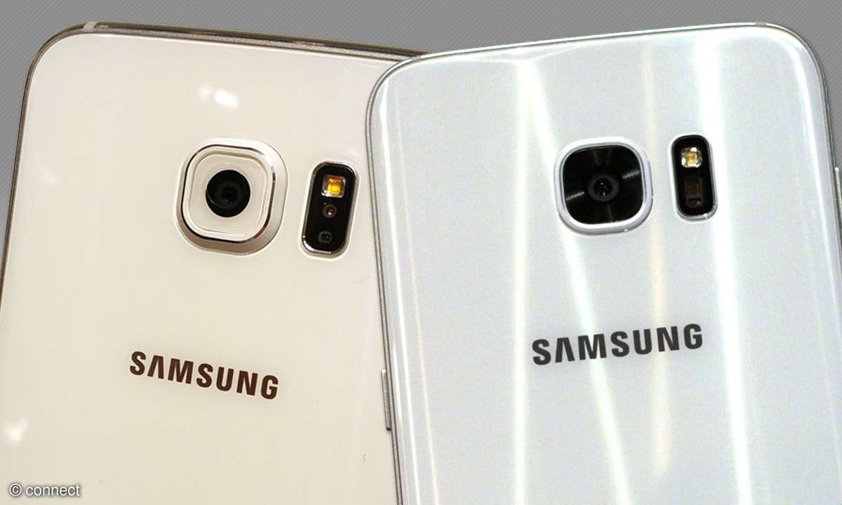 Vergleich Smartphones