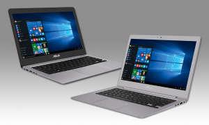 Asus Zenbook UX310 und UX330