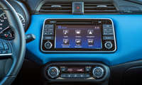 Nissan Micra mit Bose-Soundsystem