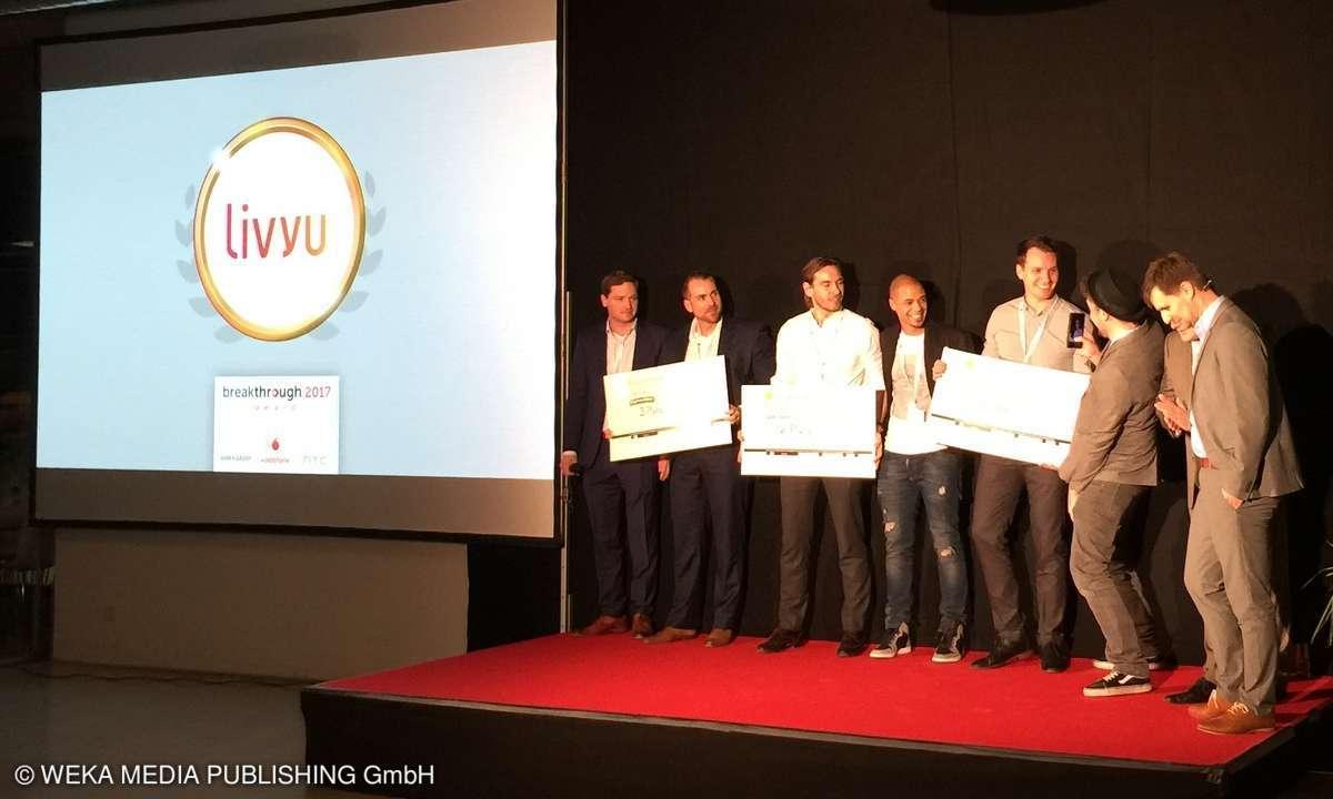 Preisträger Gewinner