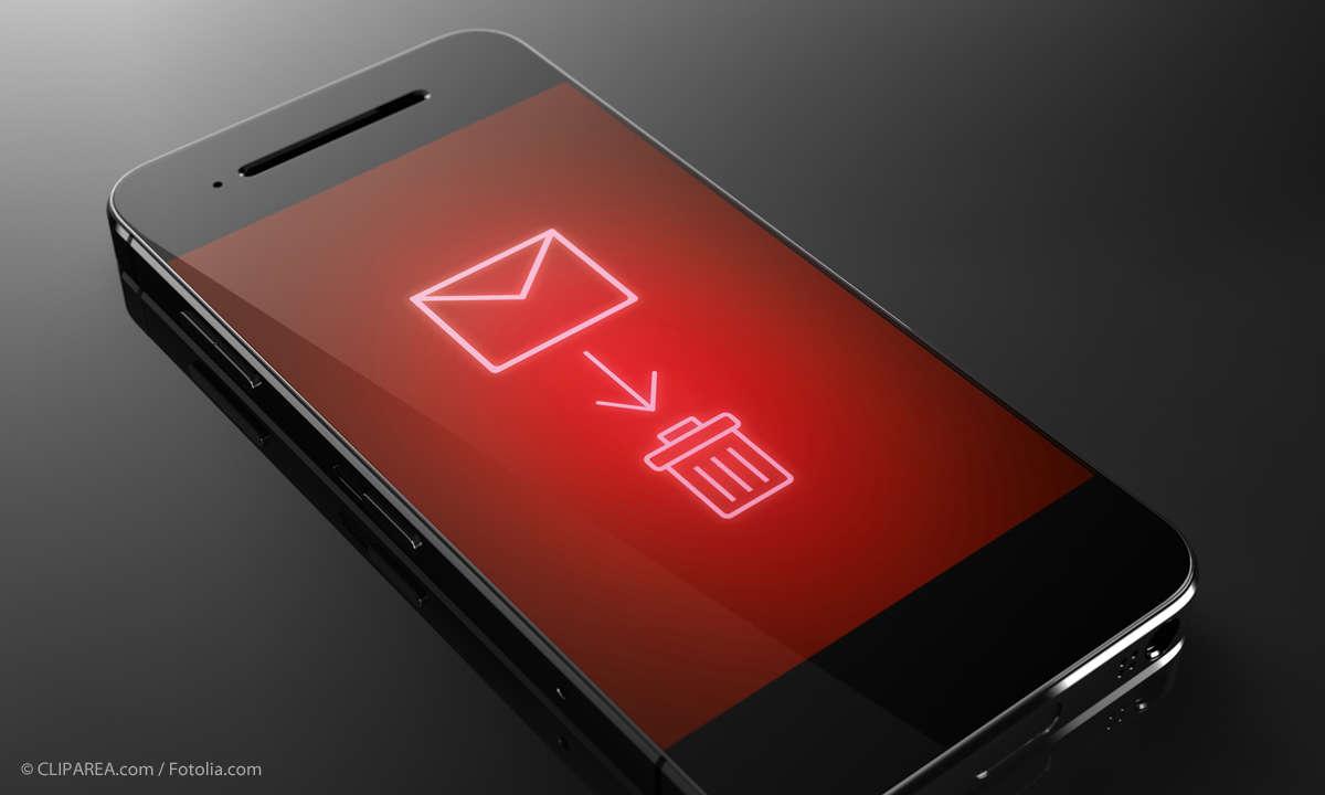 Smartphone Daten löschen