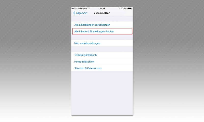 USSD CODE IPHONE 6 DATEN WIEDERHERSTELLEN