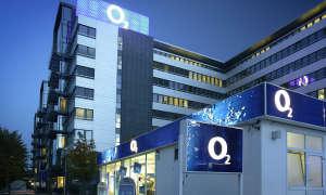 O2 Gebäude München