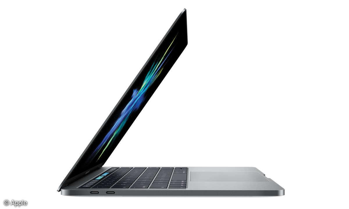 MacBook Pro mit TouchBar