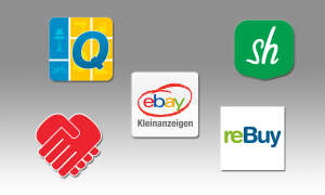 Flohmarkt-Apps