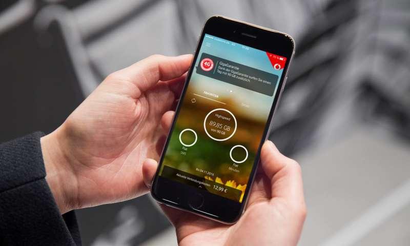 Vodafone GigaBoost: 100 GB Datenvolumen geschenkt - so geht's