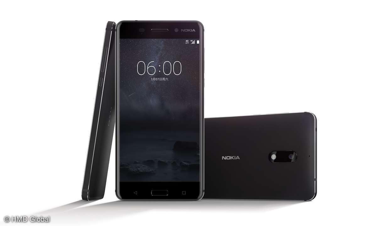 Nokia 6 - Neuheiten MWC 2017