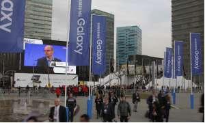 Samsung auf dem MWC 2016