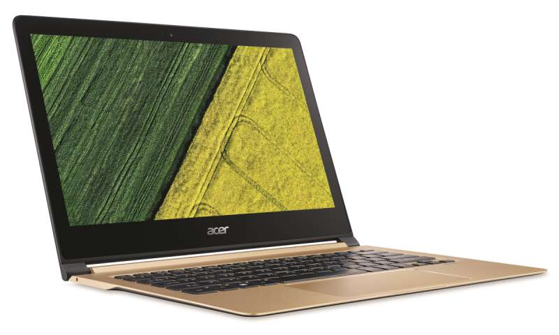 Acer Swift 7 (SF713-51) im Test - connect