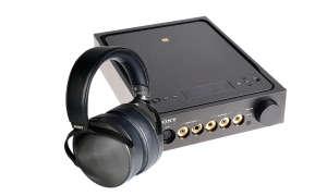 Kopfhörer MDR Z1R und Verstärker TA ZH1ES