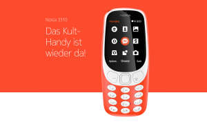 Nokia 3310 Neuauflage