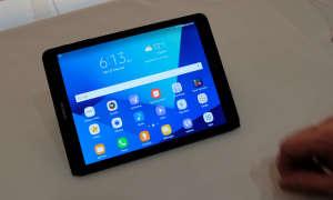 MWC 2017: Samsung Galaxy Tab S3