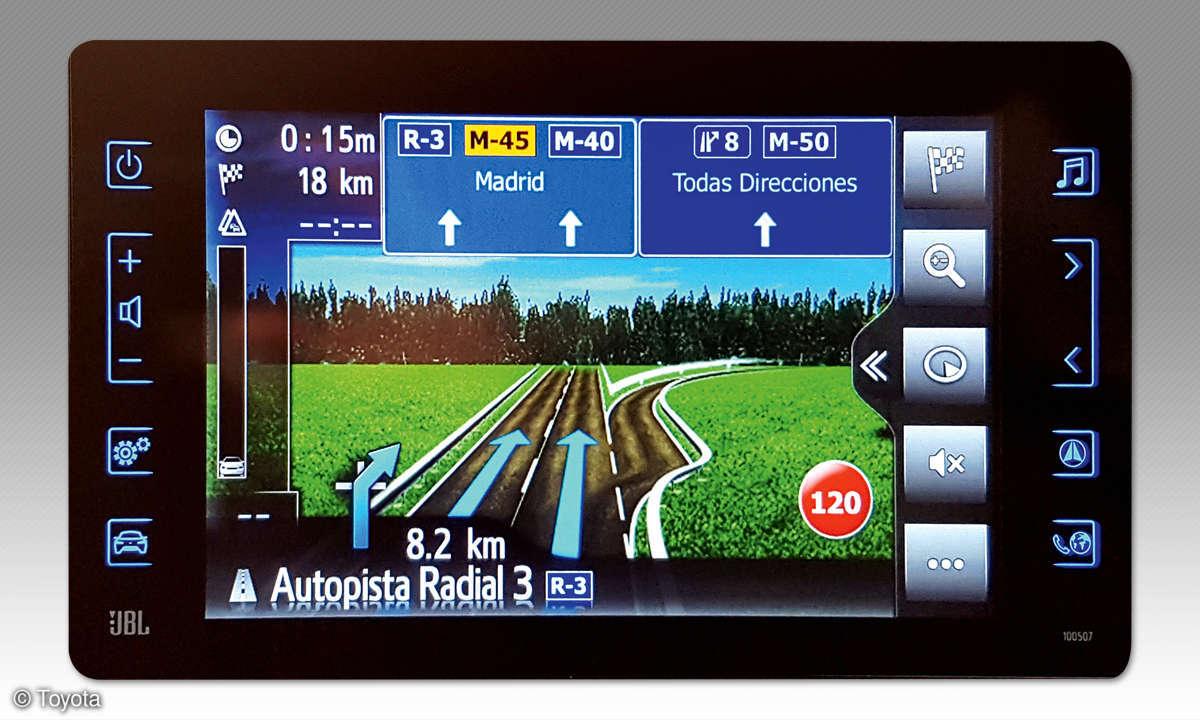 Toyota C -HR - Touch & Go