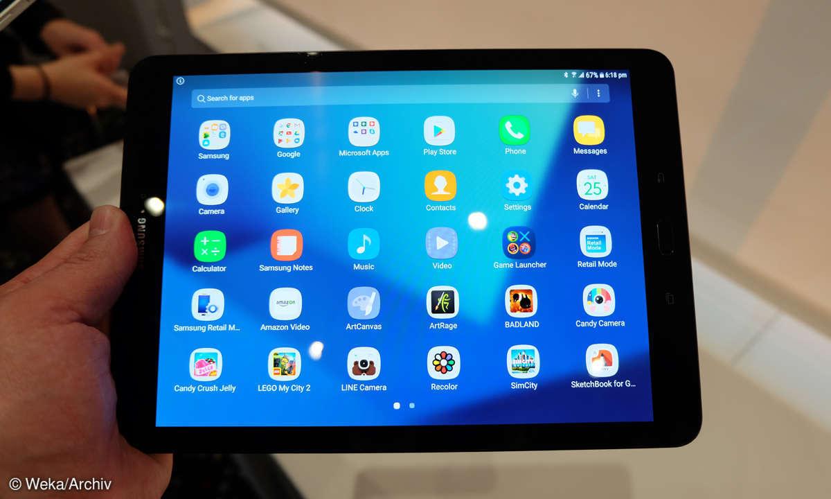 MWC 2017: Samsung Galaxy Tab 3
