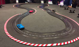 MWC 2017: Carrera-Bahn it VR-Brille