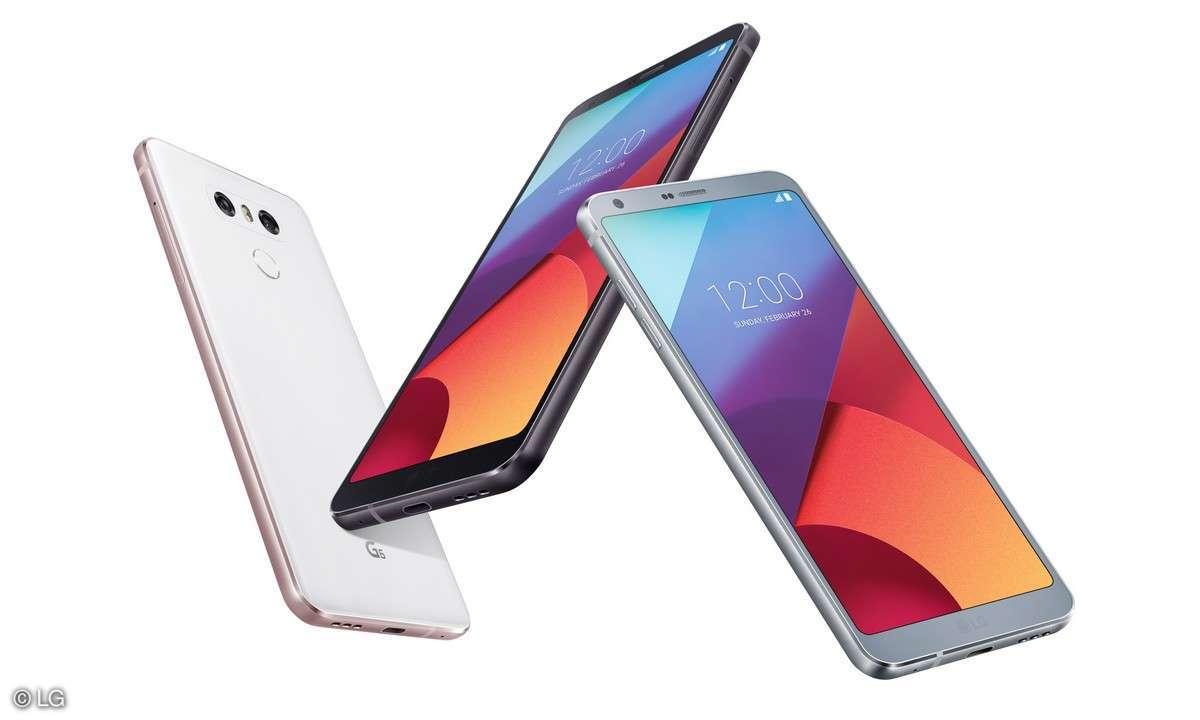 MWC 2017 Smartphone Neuheiten