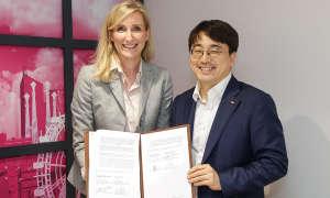 Deutsche Telekom und SK Telecom unterzeichnen Quantum Alliance