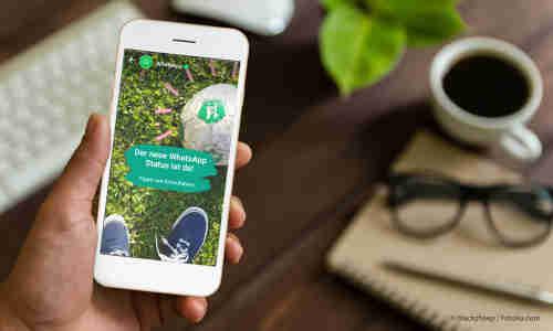 Update Für Whatsapp Bringt Den Alten Status Zurück Connect