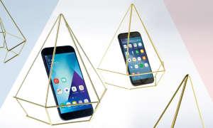 Samsung Galaxy A3 und A5
