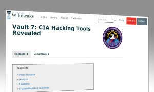 Wikileaks CIA Leak Android iOS