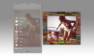 Pic Scanner Screen und Bild