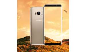 Galaxy S8 Gold