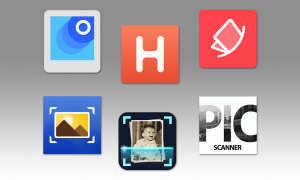 Foto-Scanner-Apps