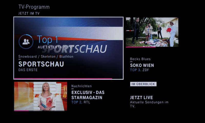 Was Bietet Telekom Entertaintv Connect