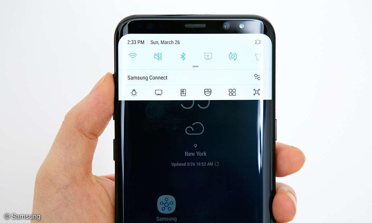 Samsung Galaxy S8: Bluetooth 5