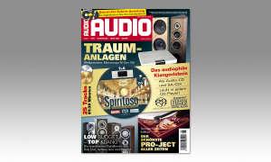 CD SACD Heft Magazin Ausgabe