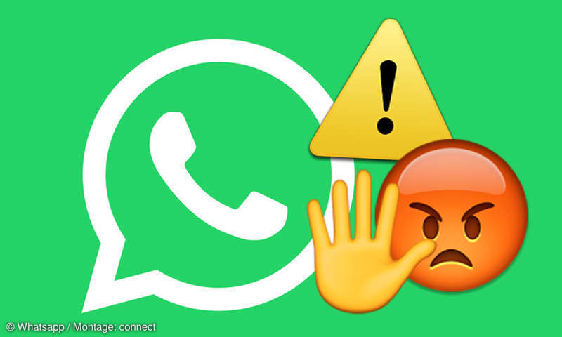 the best attitude 6fff5 71a99 Whatsapp - Warnung vor Abofallen