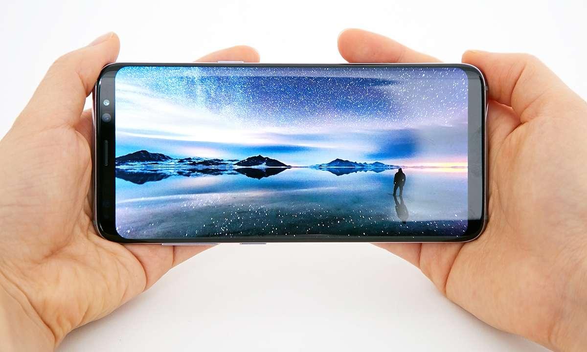 Samsung Galaxy S8 - News Test