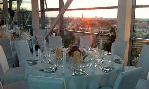 Sky Lounge Ten Towers München