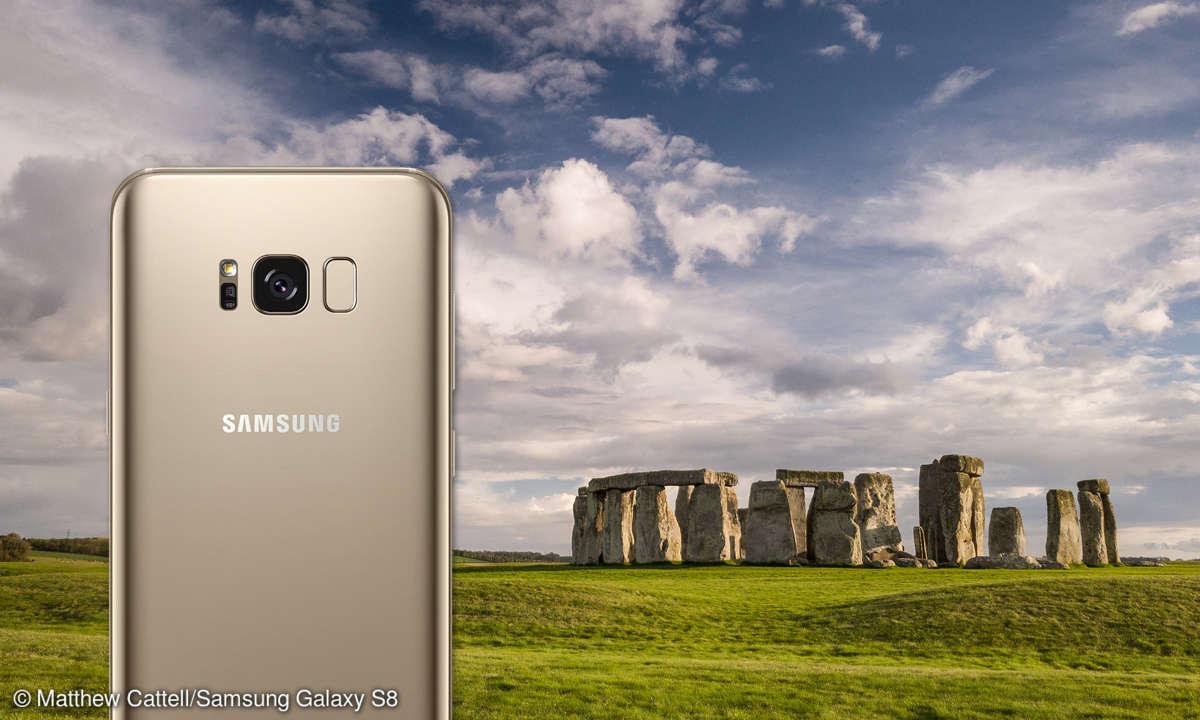 Samsung Galaxy S8 Kamera