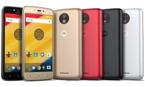 Motorola Moto C und Moto C Plus