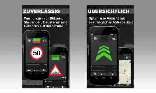 Mobile Blitzer Karte.Die Besten Radarwarner Apps Fur Android Und Iphone Connect