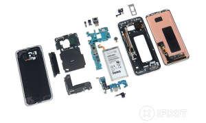 Galaxy S8 Plus im Teardown iFixit
