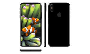 iPhone 8 Render-Bilder