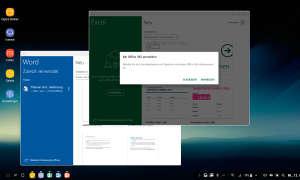 DeX Microsoft Office