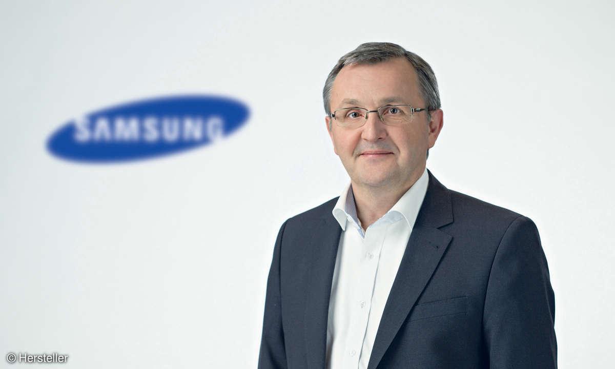 Andreas Beck - Director Service Samsung Electronics GmbH